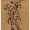 23. Suonatore di mandola