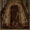 Pietro e Alessandro Longhi, Convito in casa Nani, olio su tela, 1755 circa. Venezia, Ca' Rezzonico