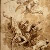 L'arcangelo Michele abbatte gli angeli ribelli