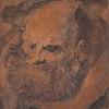 Giandomenico Tiepolo (1727 - 1804) Vecchio con barba(Succi n. 97)* Lastra in rame  incisa