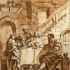 La Cena  in Emmaus