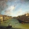 Antonio Canal detto il Canaletto (1697 - 1768)Il Canal Grande da Ca' Balbi verso Rialto (1720 - 1723)