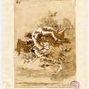Giandomenico Tiepolo (1727 - 1804), Dio Padre circondato da angeli e cherubini