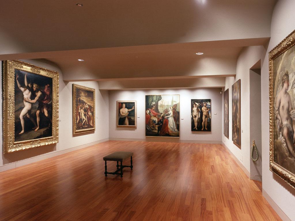 Mezzanine Floor Section