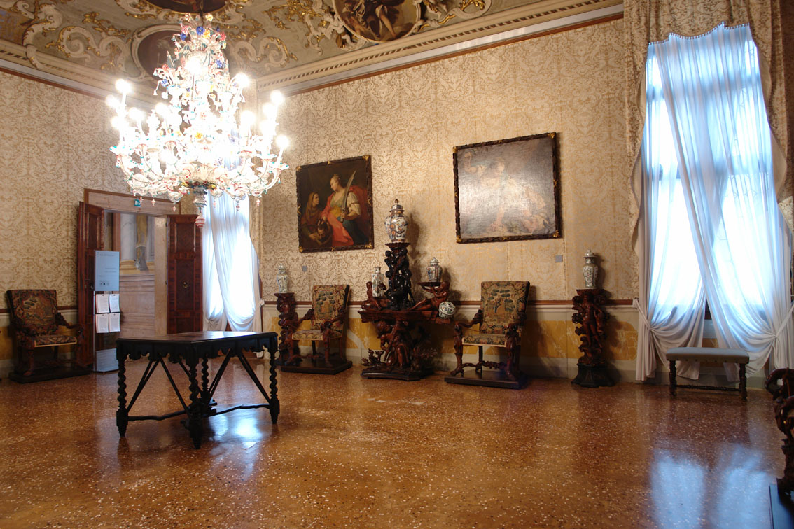 Image result for venice italy Ca' Rezzonicone